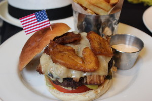 • Miami: Cuban burger