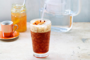 Orange Coffee Mocktail